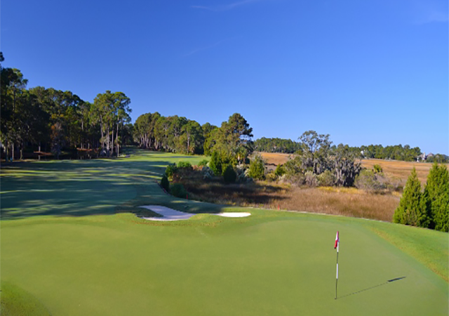 Sea Pines Country Club - Golf