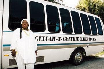 Gullah Geechee Mahn Tours