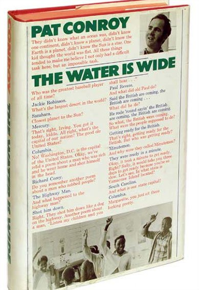 The Water is Wide book cover