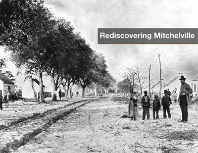 Rediscovering Mitchelville cover