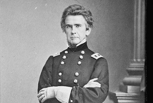 General Ormsby Mitchel