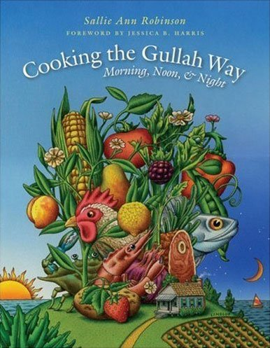 Sallie Ann Robinson Cooking the Gullah Way