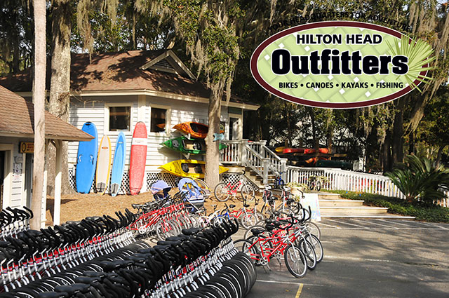 Hilton Head Outfitters at Palmetto Dunes Oceanfront Resort