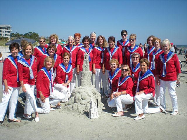 Hilton Head Shore Notes (Local chapter of Sweet Adelines International)