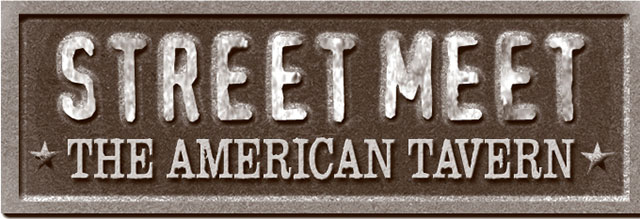 Street Meet The American Tavern