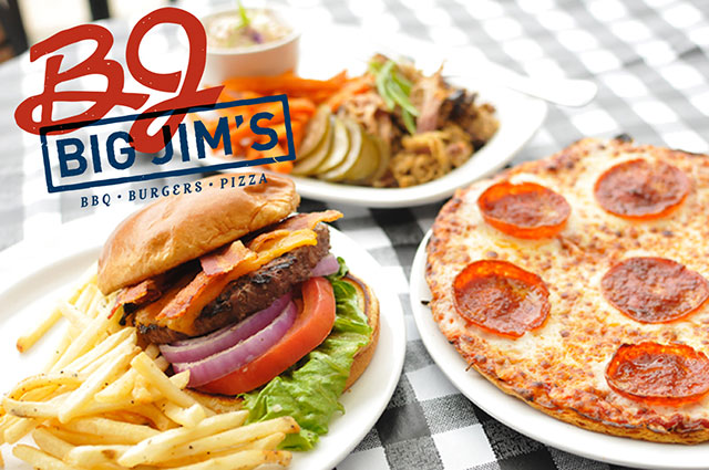 Big Jim's BBQ, Burgers & Pizza at Palmetto Dunes Oceanfront Resort