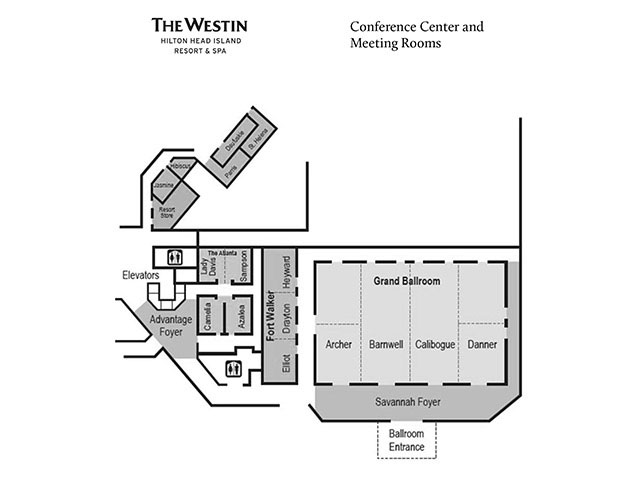 The Westin Conference Center and Meeting Rooms