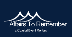 Affairs to Remember by Coastal Event Rentals