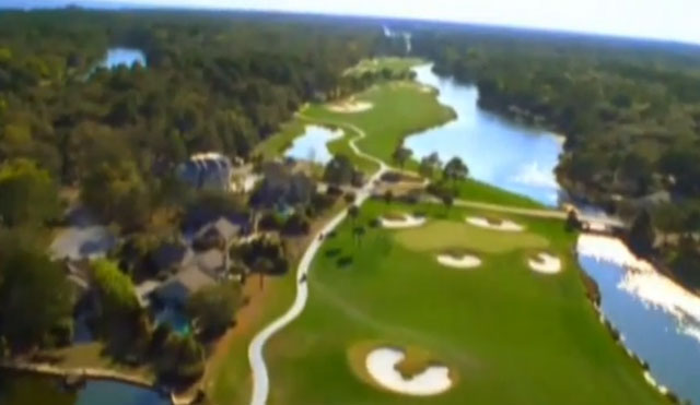 Video Thumbnail of Golf on Hilton Head Island
