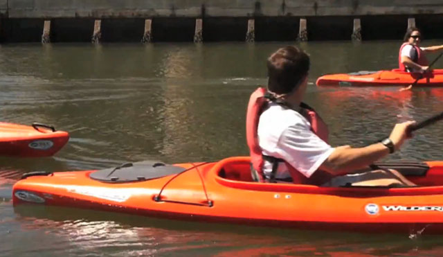 Video Thumbnail of Hilton Head Island Kayak Adventure