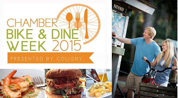Chamber Bike and Dine Presented By Coligny