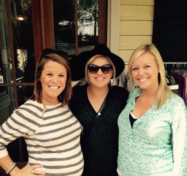 kelly clarkson downtown bluffton