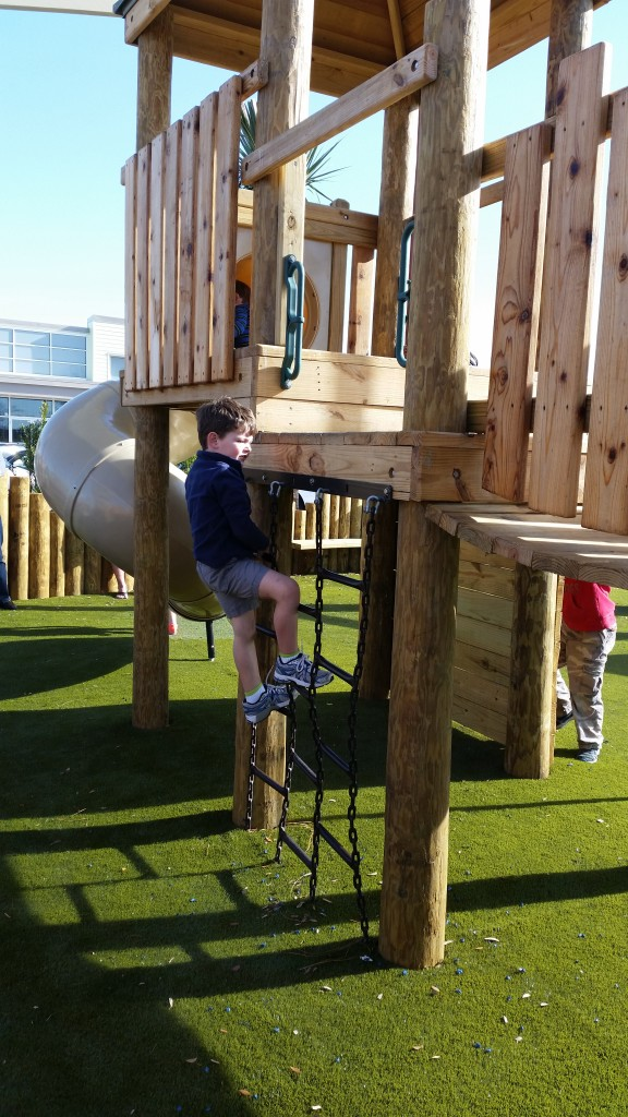 Playground at Shelter Cove Towne Center