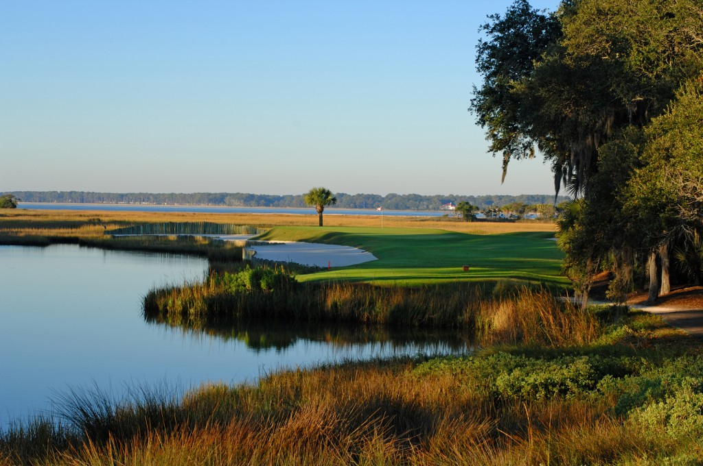 Hole 17 Harbour Town