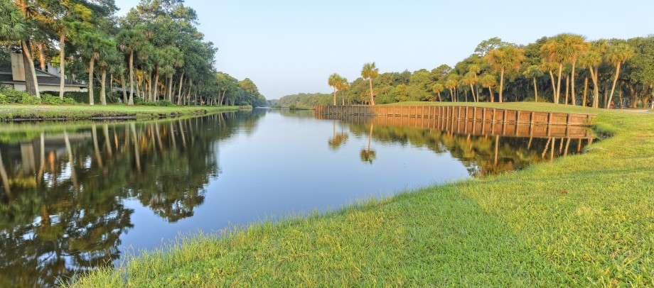 Golf Course in Hilton Head Island, South Carolina
