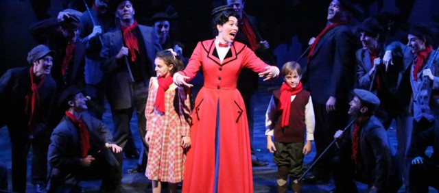 Mary Poppins Arts Center Performance