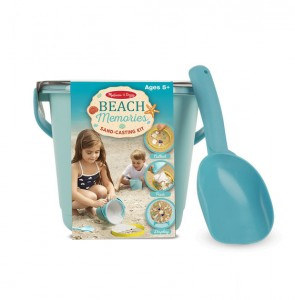 Make beach memories last forever with this kit.