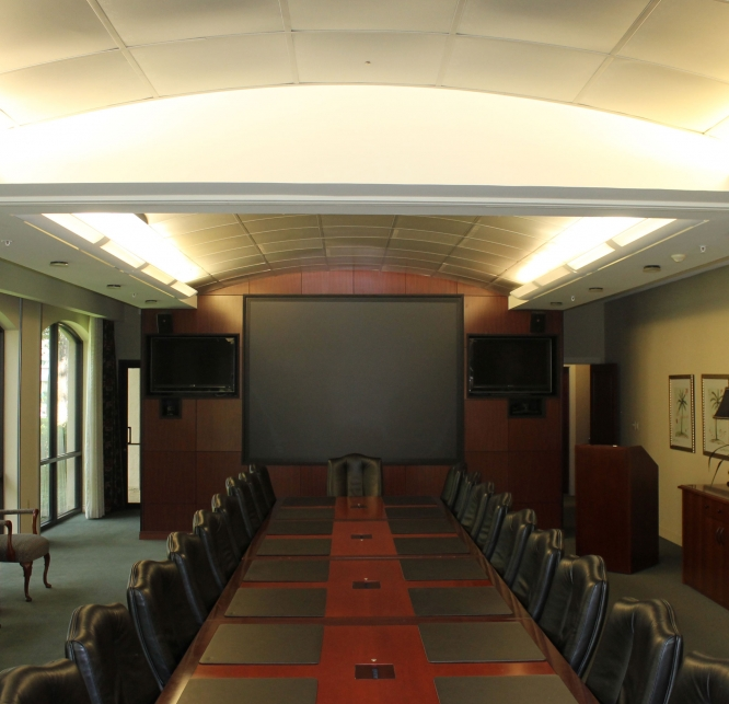 Chamber of Commerce Boardroom