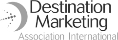 Destination Marketing Association International logo