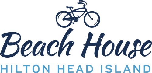 beach house resort logo
