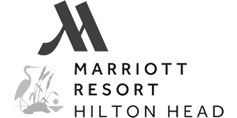 Marriott Hilton Head Logo gray