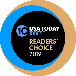 USA TODAY Reader's Choice 2019 Voting Seal
