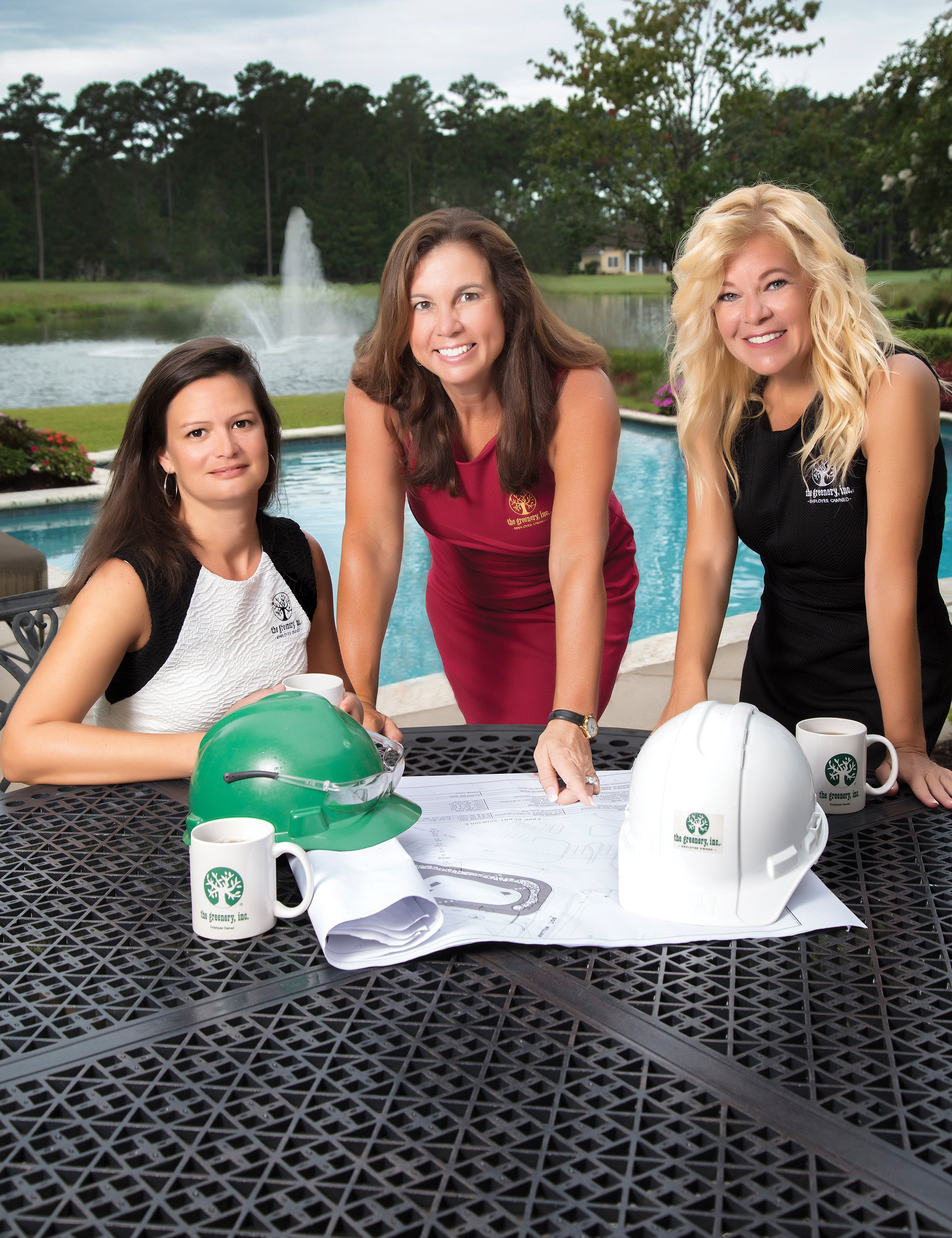 Business Development Team - Melissa Brophy, Janet Davoli, Melissa Brock