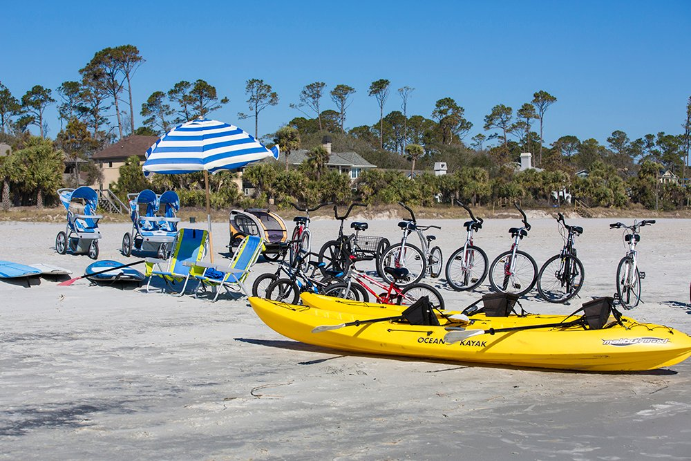 Hilton Head Outfitters Beach Rentals