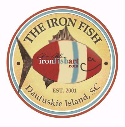 Iron Fish Gallery