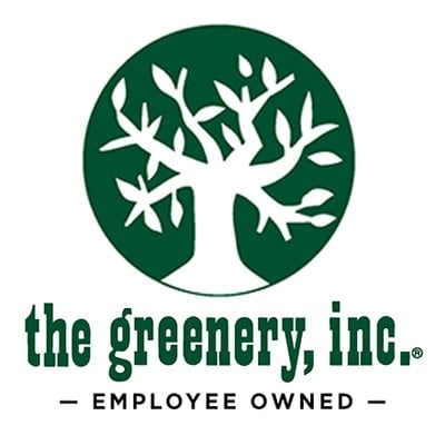 The Greenery, Inc. Logo