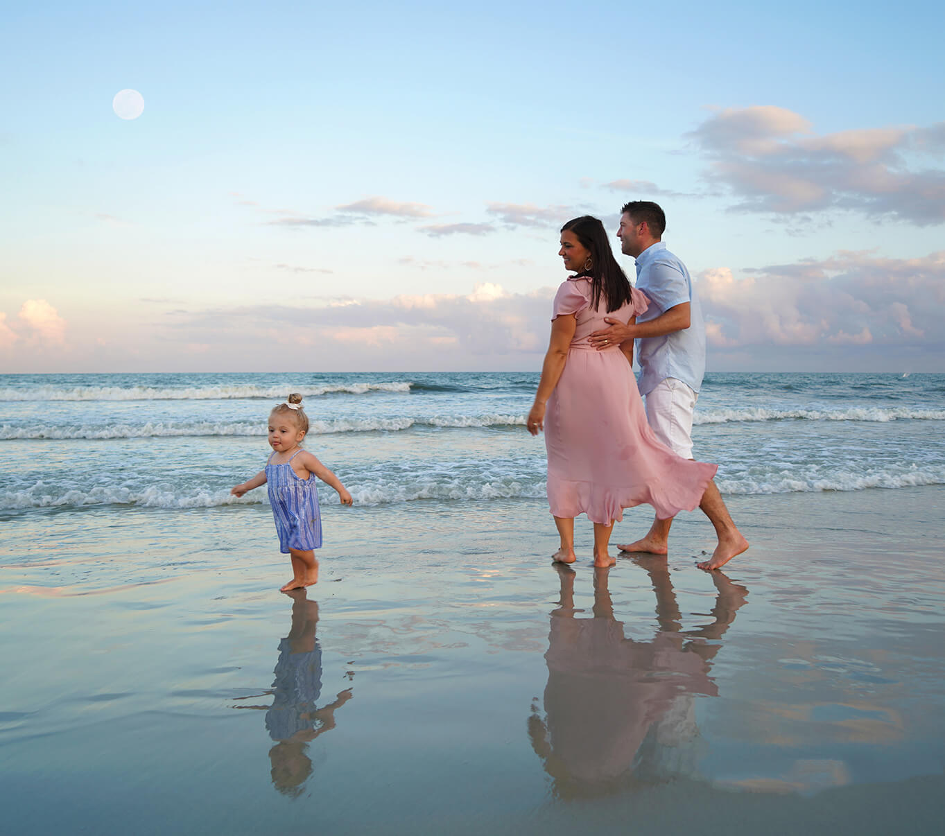 Sunset Beach Photography with Island Life HH Photography