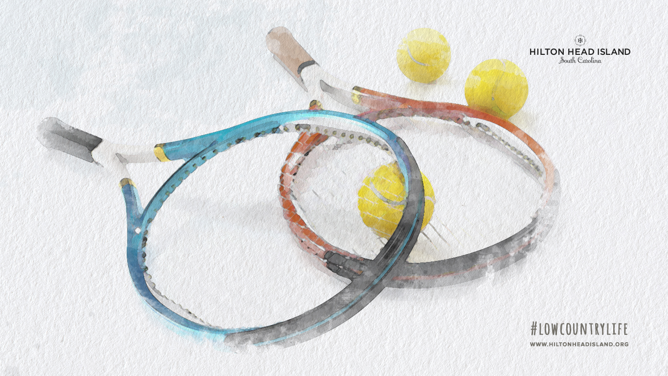 1366x768 tennis background