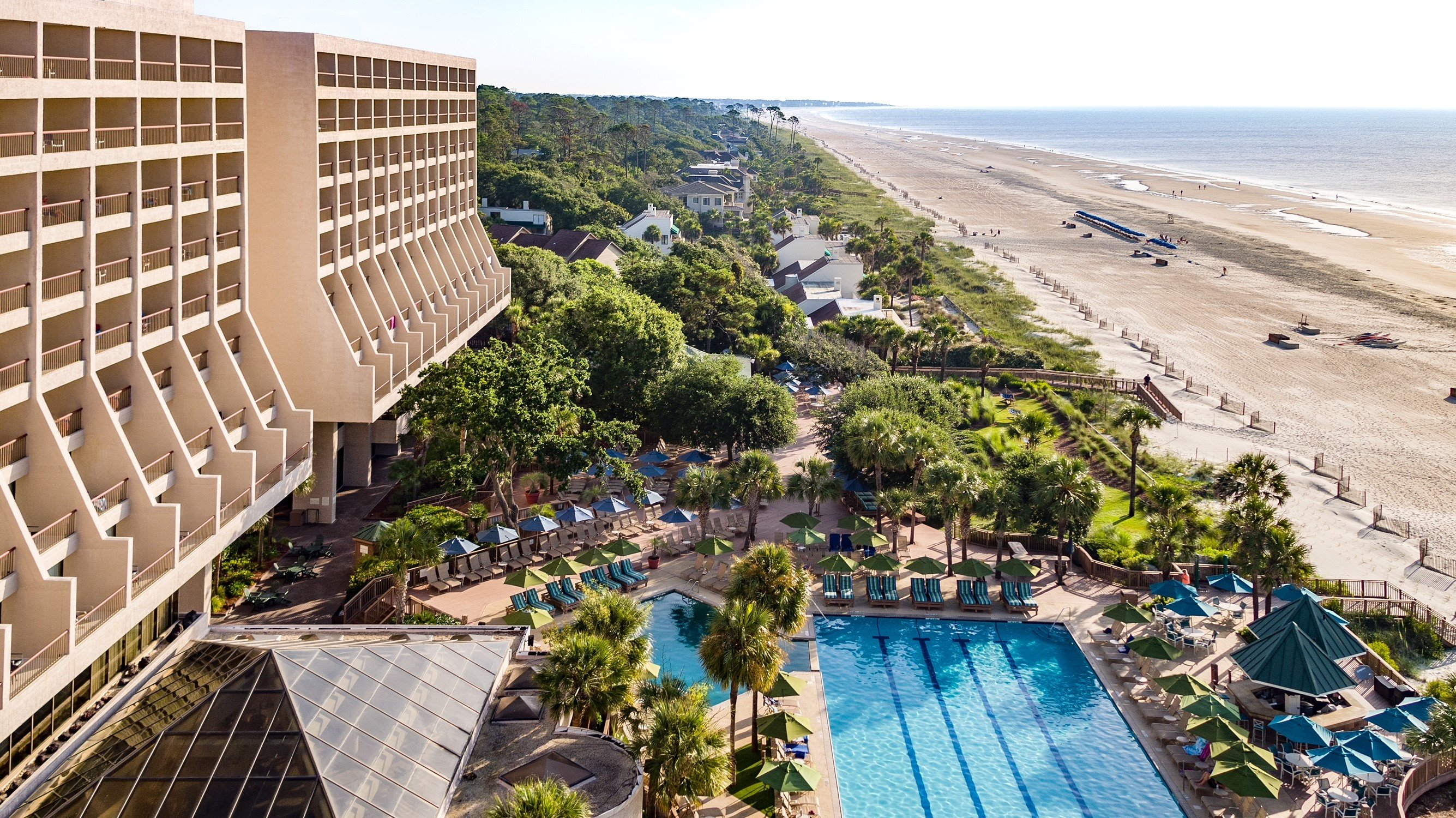 Photo of the Hilton Head Marriott Resort & Spa.