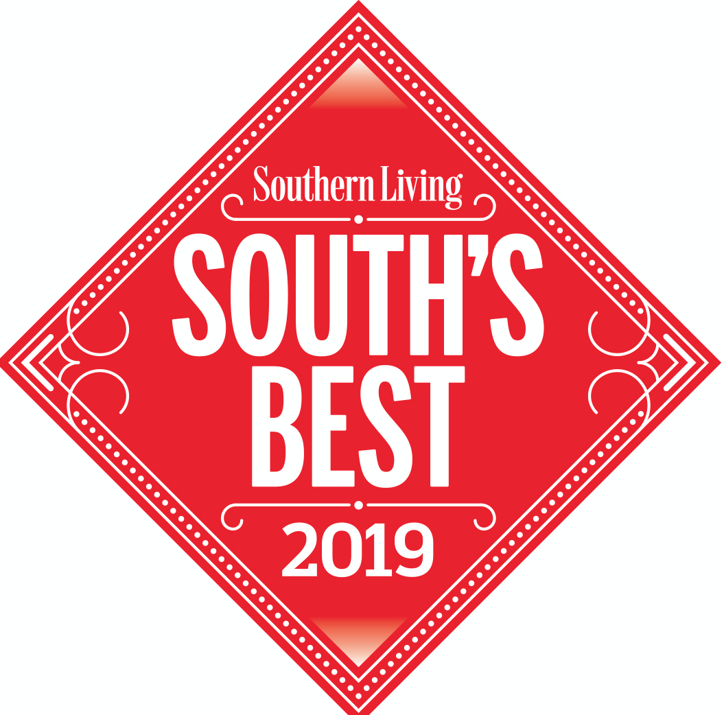 Southern Living South's Best Beach Town 2019 Seal