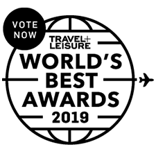 travel and leisure worlds best voting 2019 logo