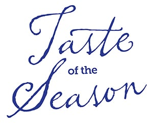 Taste of the Season logo