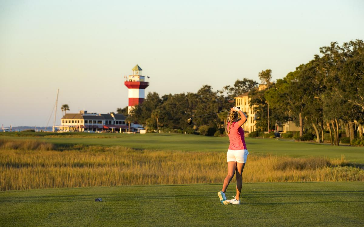 Golf Packages At Hilton Head Island