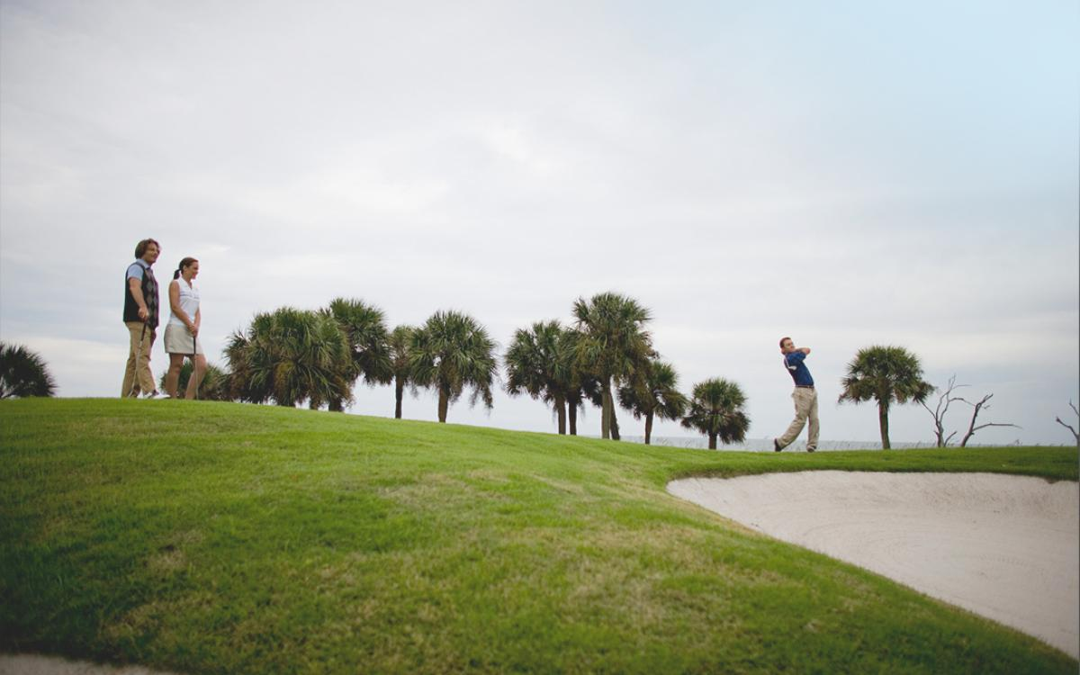 Golf on Hilton Head Island