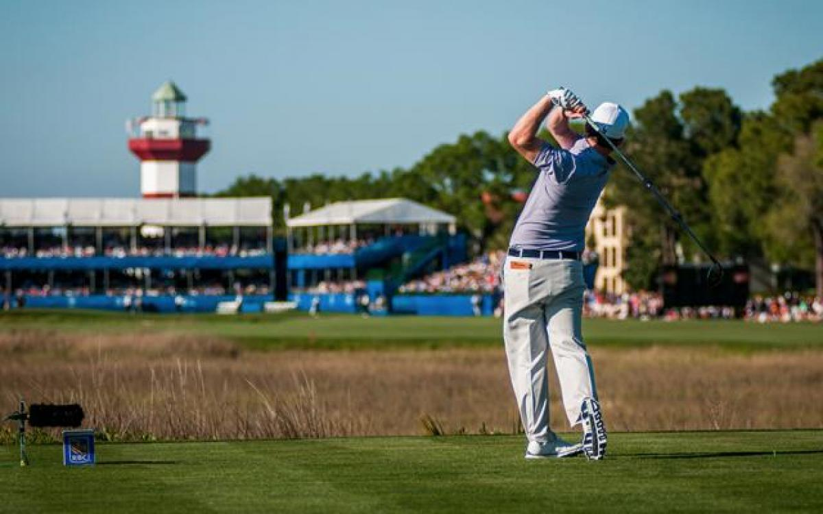 RBC Heritage, PGA TOUR Golf, Harbour Town Golf Links, Iconic Red and White Lighthouse
