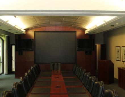 Chamber of Commerce Executive Boardroom