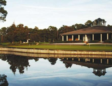 Hilton Head National Clubhouse