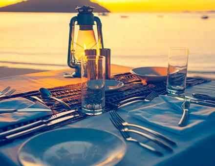 Seaside Dining Packages
