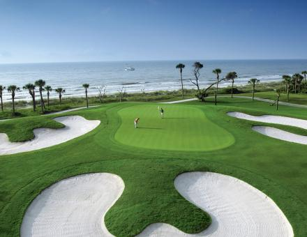 Robert Trent Jones Course - Palmetto Dunes Oceanfront Resort