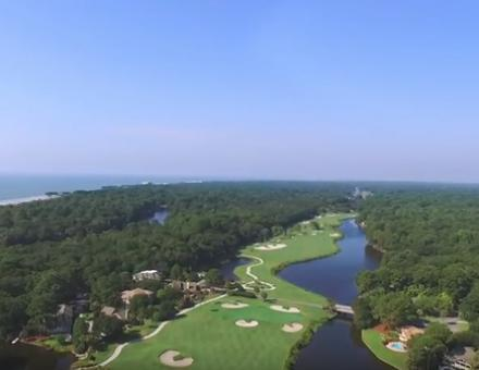 Jones Course at Palmetto Dunes Oceanfront Resort