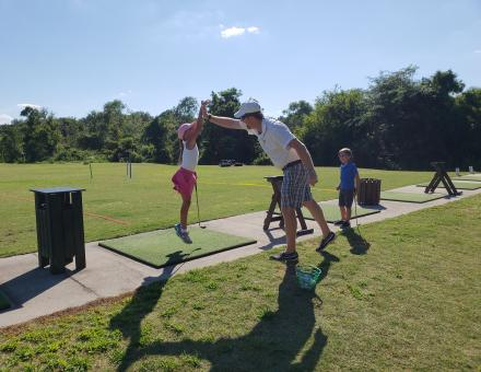 First Tee Summer Golf Camps