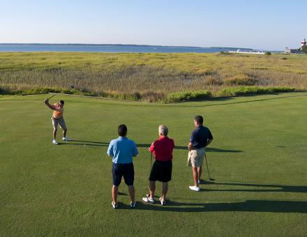 Special Incentives for Golf Groups of 12 or More