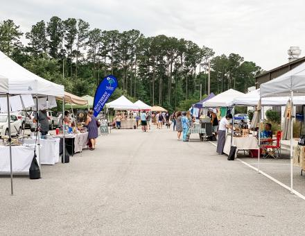 Summer Night Market Features Local Makers