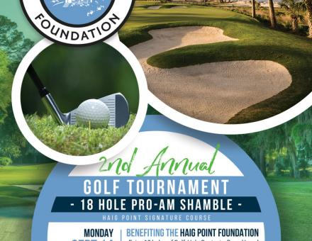 2nd Annual Haig Point Foundation Charity Golf Tournament
