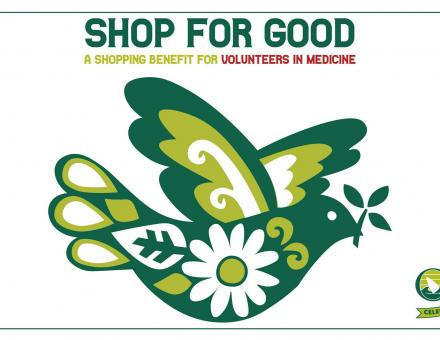 Shop for Good- a benefit for VIM