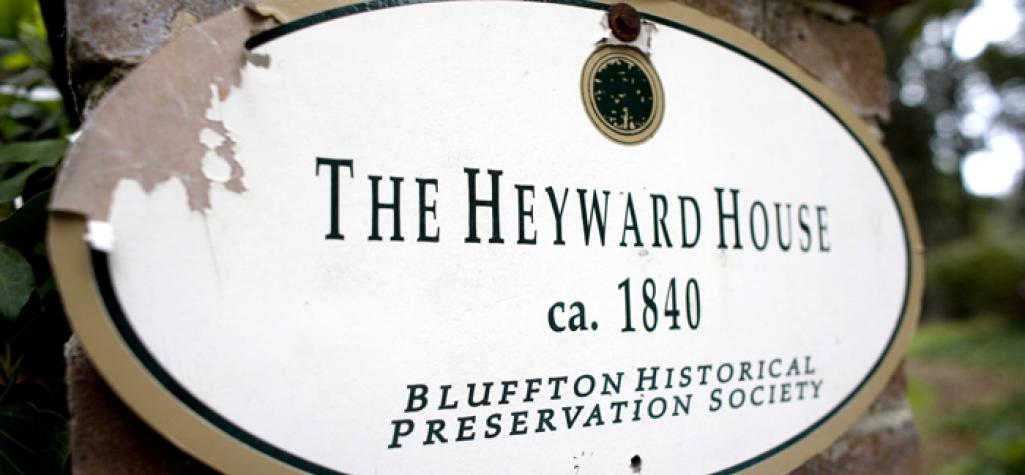 The Heyward House